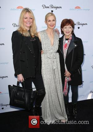 Cheryl Tiegs, Kelly Rutherford and Frances Fisher
