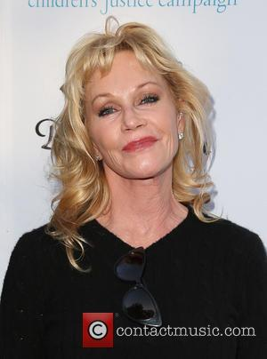 Melanie Griffith - A host of stars were snapped as they arrived for the Children's Justice Campaign which was held...