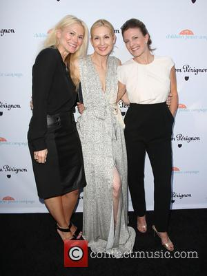 Kelly Rutherford and Guests