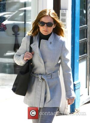 Geri Halliwell - Geri Halliwell out and about in north London - London, United Kingdom - Tuesday 12th May 2015