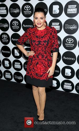 Maite Perroni - A variety of stars were photographed as they attended the People En Espanol's '50 Most Beautiful' 2015...