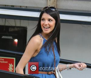 Natalie Anderson - Natalie Anderson outside ITV Studios - London, United Kingdom - Wednesday 13th May 2015