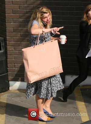 Billie Piper - Billie Piper outside ITV Studios today - London, United Kingdom - Wednesday 13th May 2015