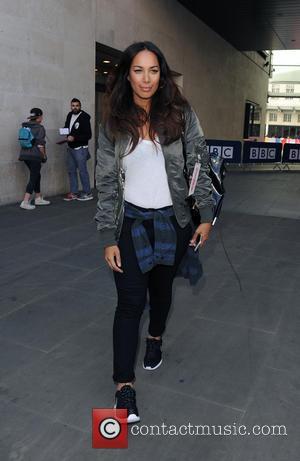 Leona Lewis - Leona Lewis leaving the Radio 1 Studios - London, United Kingdom - Wednesday 13th May 2015