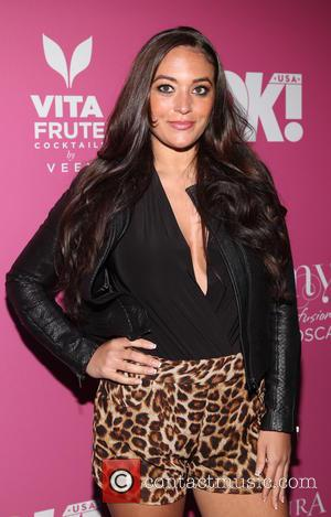 Sammi Giancola - OK! Magazine's 'So Sexy' party at Haus NYC Nightclub - Arrivals - New York City, New York,...