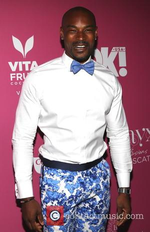 Tyson Beckford - OK! Magazine's 'So Sexy' party at Haus NYC Nightclub - Arrivals - New York City, New York,...