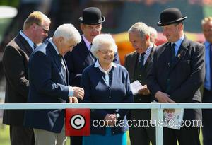 Queen Elizabeth II - Royal Windsor Horse Show day 1 - Queen Elizabeth and Camilla, Duchess of Cornwall attend day...