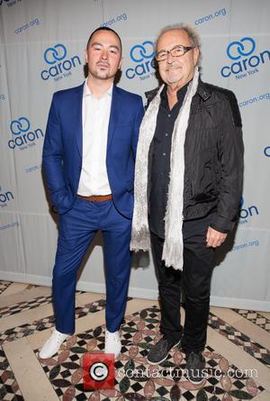Mick Jones and And His Son Chris