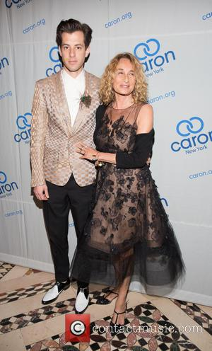 Mark Ronson and Ann Dexter-Jones - Caron New York hosts the 21st Annual New York City Gala at Cipriani 42nd...