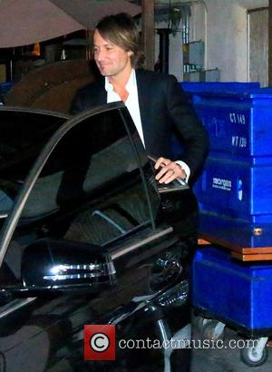 Keith Urban - Nicole Kidman and Keith Urban leave Osteria Mozza restaurant after having dinner - Los Angeles, California, United...