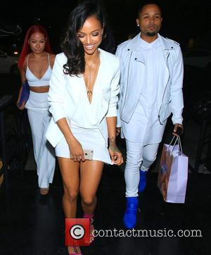 Karrueche Tran: 'There Is No Drama With Rihanna'