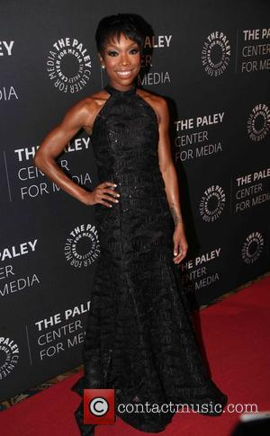 Brandy Norwood - A host of stars were snapped as they arrived for the Paley Center for Media's tribute to...