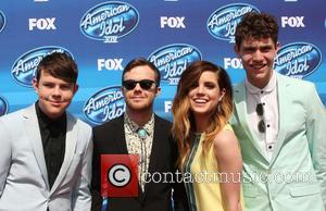 Echosmith, Graham Sierota, Noah Sierota, Sydney Sierota and American Idol