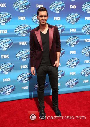 Andy Grammer - A variety of stars were photographed as they arrived for the 2015 American Idol XIV Grand Finale...