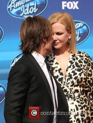 Keith Urban and Nicole Kidman - A variety of stars were photographed as they arrived for the 2015 American Idol...