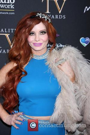 Phoebe Price - Reality TV Awards 2015 - Arrivals at Avalon Club - Los Angeles, California, United States - Wednesday...