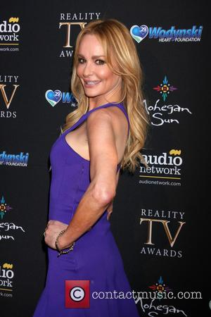 Taylor Armstrong - Reality TV Awards 2015 - Arrivals at Avalon Club - Los Angeles, California, United States - Wednesday...