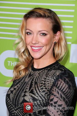 Katie Cassidy - A variety of celebrities were photographed as they arrived at the CW Network's 2015 Upfront event which...