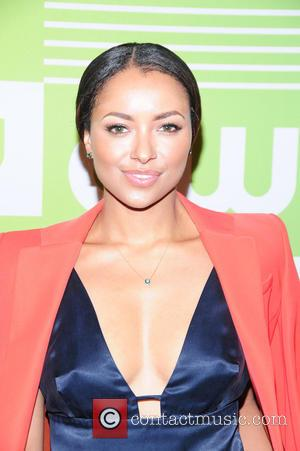 Kat Graham - A variety of celebrities were photographed as they arrived at the CW Network's 2015 Upfront event which...