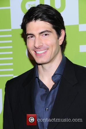 Brandon Routh - A variety of celebrities were photographed as they arrived at the CW Network's 2015 Upfront event which...