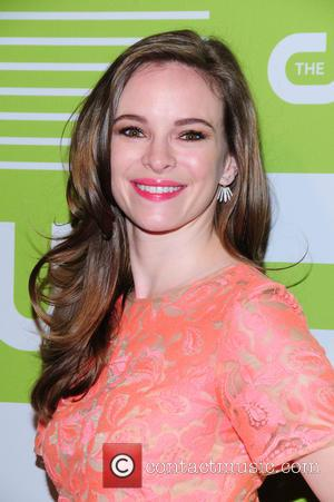 Danielle Panabaker - A variety of celebrities were photographed as they arrived at the CW Network's 2015 Upfront event which...