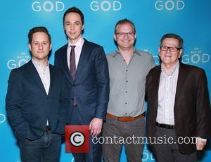Christopher Fitzgerald, Jim Parsons, David Javerbaum and Tim Kazurinsky