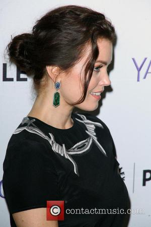 Bellamy Young - The Paley Center for Media presents the cast of Scandal - Arrivals - New York City, New...