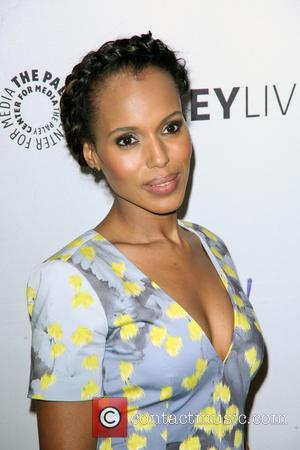 Kerry Washington - The Paley Center for Media presents the cast of Scandal - Arrivals - New York City, New...