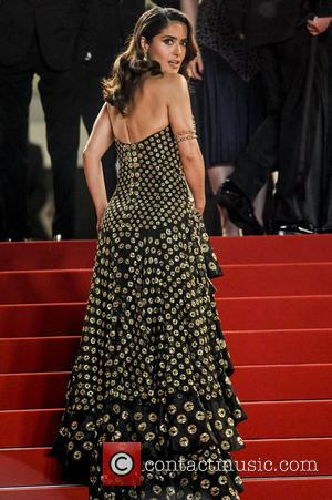 Salma Hayek - 68th Annual Cannes Film Festival - 'Tale of Tales' - Premiere at Cannes Film Festival - London,...