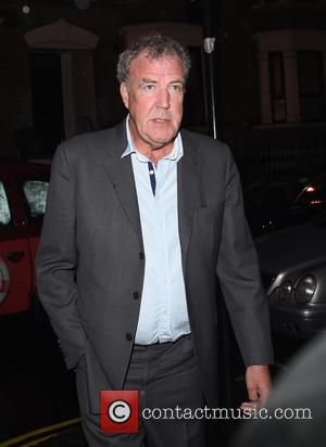Jeremy Clarkson - A host of stars were snapped as they arrived to the 2015 Vanity Fair Party which was...