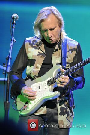 Joe Walsh - An Evening Celebrating The Who with Pete Townshend and Eddie Vedder held at Rosemont Theatre - Performance...