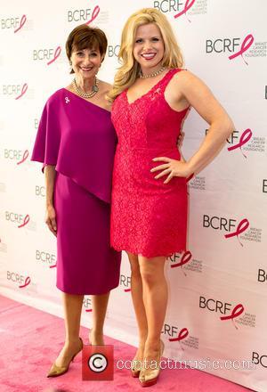 Myra Biblowit, President BCRF and Megan Hilty
