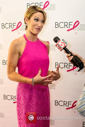 Amy Robach - A host of celebrities were photographed as they attended the Breast Cancer Research Foundation (BCRF) Party honoring...