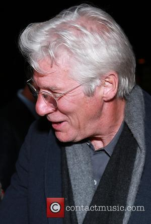 Richard Gere - Opening night after party for The Glass Menagerie at Bourbon Street Bar and Grille - Arrivals. at...