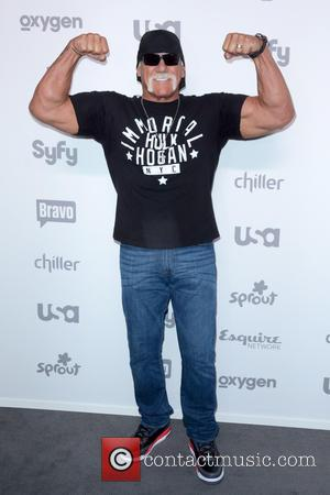 Hulk Hogan - 2015 NBC Universal Cable Entertainment Upfront - Red Carpet Arrivals - Manhattan, New York, United States -...