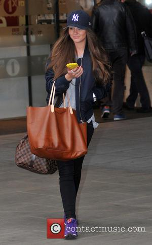 Brooke Vincent - Brooke Vincent at the BBC Radio 1 studios - London, United Kingdom - Thursday 14th May 2015