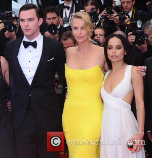 Nick Holt, Charlize Theron and Cast