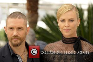 Tom Hardy and Charlize Theron