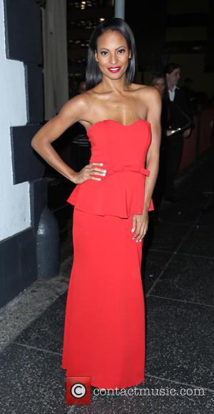 Candace Smith - 3rd Annual Reality TV Awards held at The Avalon Hollywood - Outside - Los Angeles, California, United...