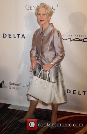 Helen Mirren - The 81st Annual Drama League Awards and Luncheon at the New York Marriott Marquis at Marriot Marquis...