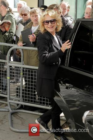 Felicity Kendal - Felicity Kendal leaving BBC RADIO 2 in London. - London, United Kingdom - Friday 15th May 2015