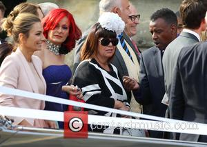 Carrie Grant, Dawn French and David Grant