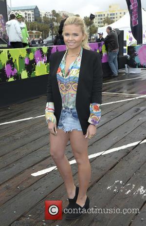 Alli Simpson - Nintendo's 'Splatoon Mess Fest' at the Santa Monica Pier celebrates the launch of the new video game...
