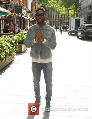 Tinie Tempah - Tinie Tempah seen out in London - London, United Kingdom - Friday 15th May 2015