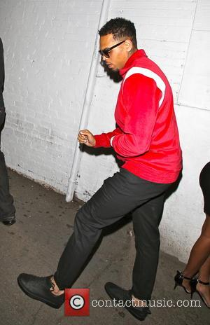 Chris Brown - Chris Brown arrives at Playhouse Nightclub for his Birthday party in Hollywood - Los Angeles, California, United...
