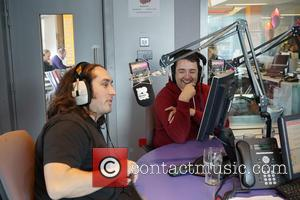 Ross Noble and Jason Manford