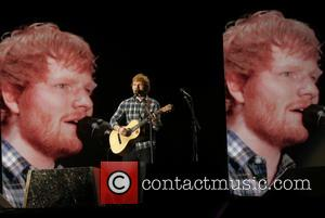 Ed Sheeran - A variety of artists performed live on the first day of the second week of Rock In...