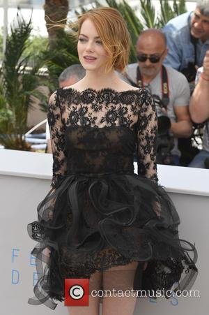 Emma Stone - 68th Annual Cannes Film Festival - 'Irrational Man' - Photocall at Cannes Film Festival - London, United...