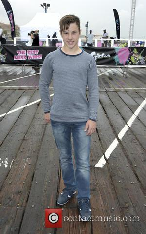 Nolan Gould - Nintendo's 'Splatoon Mess Fest' at the Santa Monica Pier celebrates the launch of the new video game...