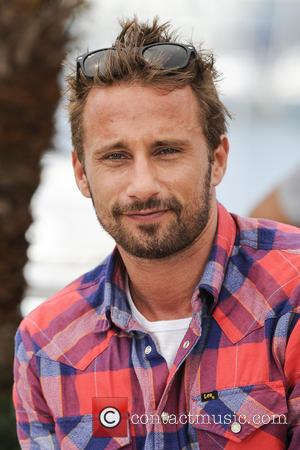 Matthias Schoenaerts - 68th Annual Cannes Film Festival - 'Maryland' (Disorder) - Photocall at Cannes Film Festival - London, United...